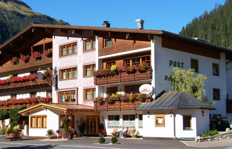 Hotel Post Tirol Lechtal