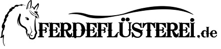 Logo Pferdefluesterei klein